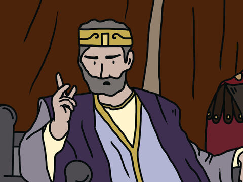 King Herod arrested some of the Christians in Jerusalem, intending to persecute them. He had James, the brother of John, put to death with the sword. – Slide 1