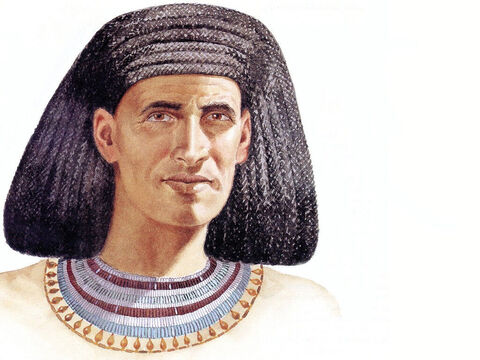 Can be used for any Egyptian official including Joseph. – Slide 2