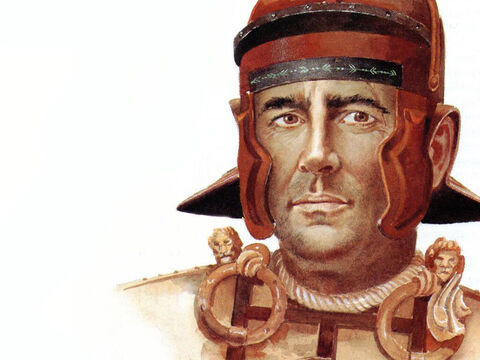 Can be used to represent any Roman Centurion. – Slide 6