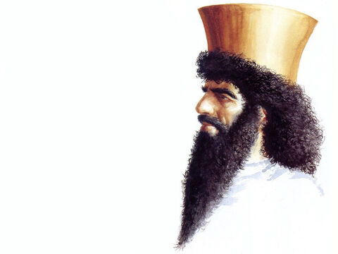 Illustration of Cyrus the Great by John Heseltine. – Slide 15