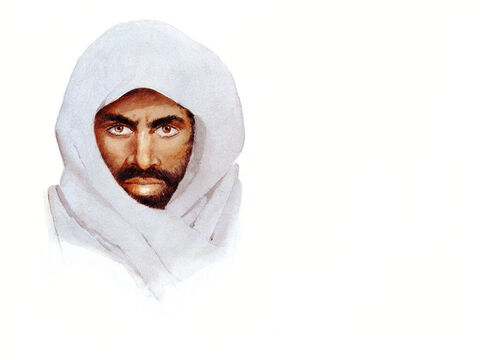 Illustration of Judah, son of Jacob by Pam Masco. – Slide 1