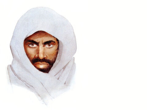 Illustration of Judah, son of Jacob by Pam Masco. – Slide 15