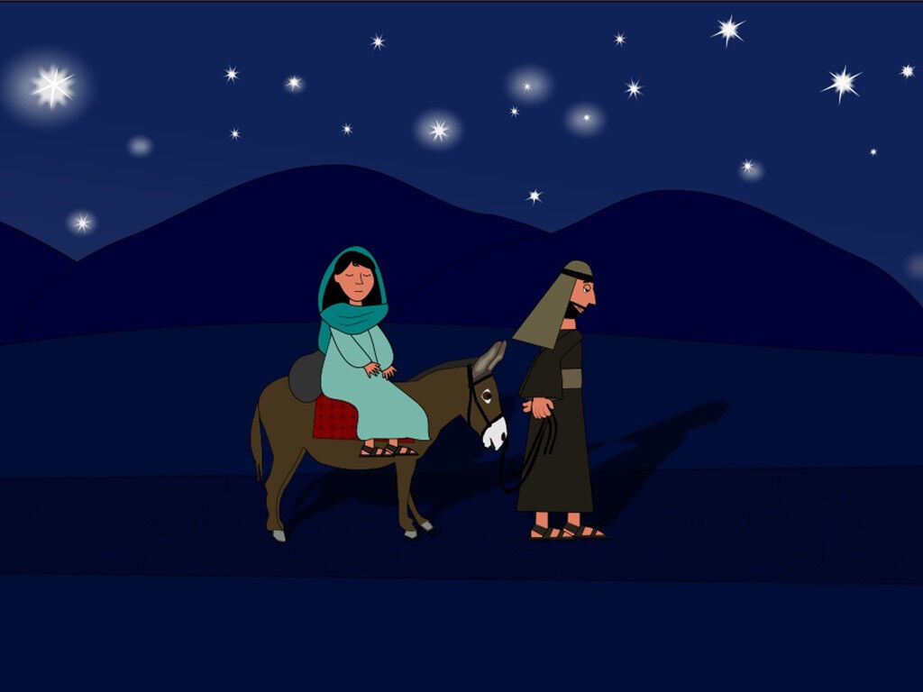 FreeBibleimages :: The story of Christmas for young children ...