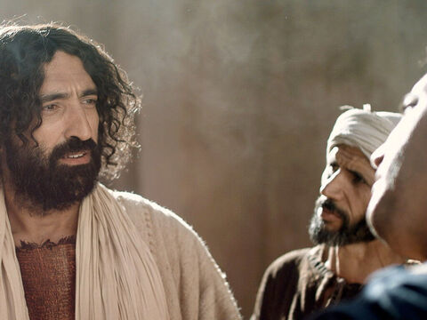 'I tell you, I have never found faith like this in all of Israel!' – Slide 10