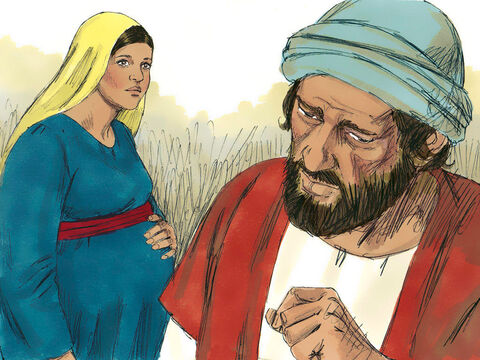 When Joseph found that Mary was having a baby by the Holy Spirit he secretly planned to break the marriage agreement that had been made. – Slide 6