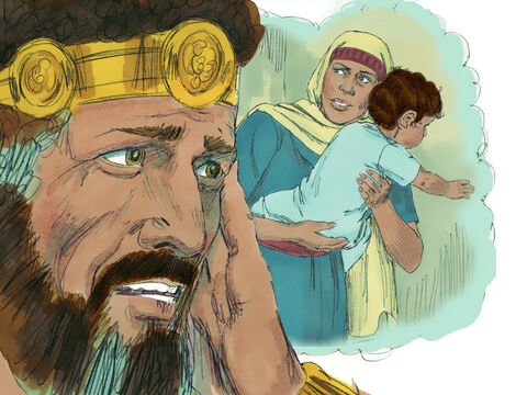 Mephibosheth had been a young child at the palace when a messenger ran to announce news of King Saul's death and that the Philistines were coming. His nurse picked him up and fled, but as she hurried to leave, he fell and became disabled. (2 Samuel 4:4). – Slide 4