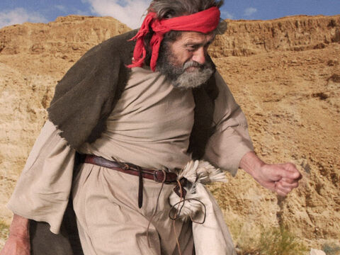 After hearing God speak to him on Mount Horeb, Elijah returned as God had told him to do. God had asked him to anoint Elisha, the son of Shaphat as his successor and become a prophet of God. – Slide 1