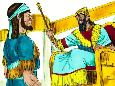When Jehoiachin became king at the age of 18 the kingdom of Judah was in grave danger. His father Jehoikim had ignored the warnings of the prophet Jeremiah, continued to disobey God, and had rebelled against Babylon. For a while King Nebuchadnezzar of Babylon did nothing about it. – Slide 1