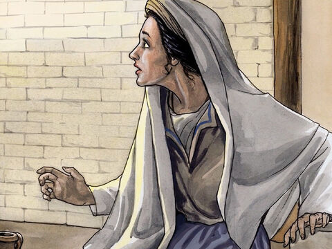 Mary said to the angel, 'How will this be, since I have not had sexual relations with a man?'<br/>The angel replied, 'The Holy Spirit will come upon you, and the power of the Most High will overshadow you. – Slide 7