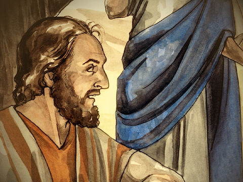 Jesus replied, 'Before Philip called you, when you were under the fig tree, I saw you.' Nathanael answered Him, 'Rabbi, you are the Son of God; you are the king of Israel!' – Slide 9