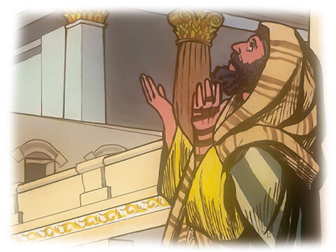 'You people worship what you do not know. We worship what we know, because salvation is from the Jews. – Slide 3