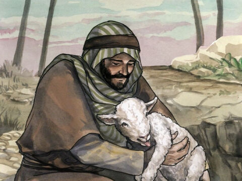 Then Jesus said to them, 'I ask you, is it lawful to do good on the Sabbath or to do evil, to save a life or to destroy it?' – Slide 5