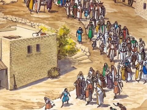 When Jesus finished saying these things, the crowds were amazed by His teaching, because He taught them like one who had authority, not like their experts in the law. – Slide 7