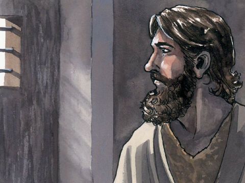 Although Herod wanted to kill John, he feared the crowd because they accepted John as a prophet. – Slide 5