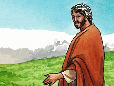 Jesus asked them, 'But who do you say that I am?' – Slide 5