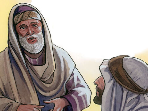 But the expert wanting to justify himself, said to Jesus, 'And who is my neighbour?' <br/>Jesus replied … – Slide 3