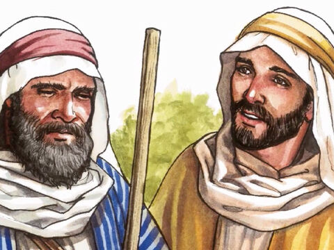 Jesus said to them, 'You foolish people—how slow of heart to believe all that the prophets have spoken! – Slide 15