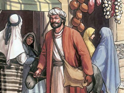 The other disciples told him, 'We have seen the Lord.' He replied, 'Unless I see the wounds from the nails in His hands and put my hand into His side, I will never believe it.' – Slide 7