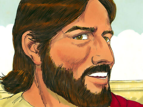 Jesus answered him, 'What do the Scriptures say? How do you interpret them?' – Slide 2