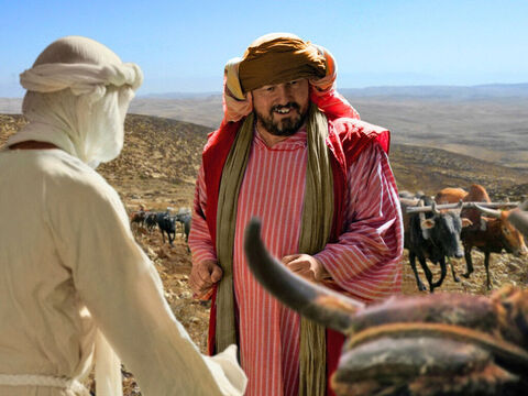Luke 14 : 19 Another invited guest has just bought 5 yoke of oxen... – Slide 6