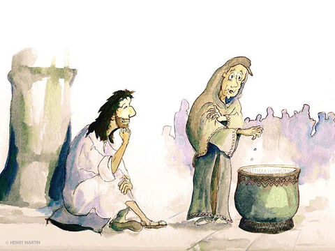 Jesus called His followers to Him. 'I tell you the truth,' Jesus said. 'This poor widow gave only two small coins. But she really gave more than all those rich people. – Slide 6
