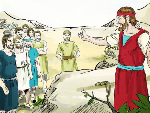 Hosea continued warning people of the judgment to come for God was going to send the Assyrians to make them slaves unless they turned back to Him. – Slide 7