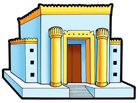 Temple in Jerusalem. – Slide 2