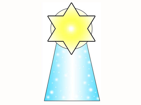 Large bright star. – Slide 18