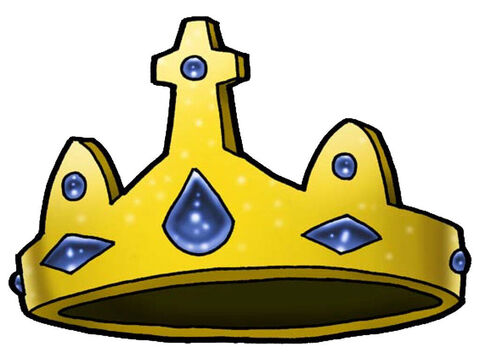 Victor's crown. – Slide 25