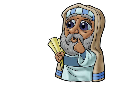 Pharisee. This picture can be used to represent any Jewish religious leader in the Bible. – Slide 16