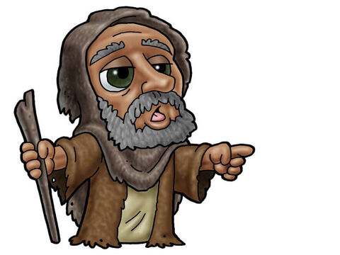 Nathan. Can be used to represent almost any male Bible character. – Slide 14