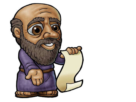Apostle Paul. Can be used to represent almost any male Bible character. – Slide 15