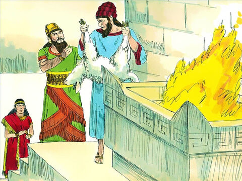 Although many of the Kings of Judah disobeyed God, there were some who loved the Lord and encouraged people to obey Him. However the northern kingdom was ruled by a succession of kings who were evil men and did not follow God's ways. – Slide 2