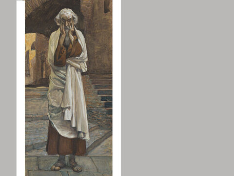 Micah. <br/>James Tissot (1836-1902) – The Jewish Museum, New York. <br/>A contemporary of the well-known prophet Isaiah, from Moresheth, a small town located in the hilly region between Jerusalem and the Mediterranean Sea. <br/>Micah prophesied during the reigns of Jotham (750-730), Ahaz (731-715), and Hezekiah (715-686). – Slide 11