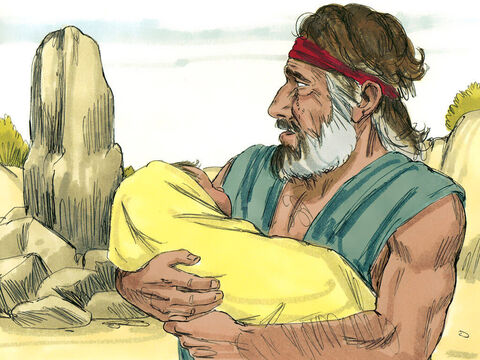 Rachel was buried at Ephrath and Jacob set up a pillar above her tomb. Jacob now had twelve sons. – Slide 18