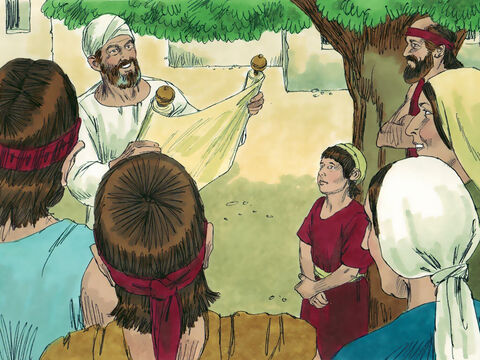 Levites were appointed to help people understand and obey God's laws. – Slide 28