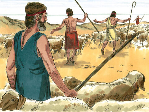 Arabs living nearby brought Jehoshaphat gifts of flocks - 7,700 rams and 7,700 goats. – Slide 8