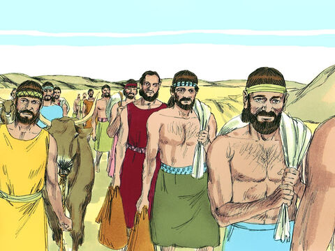 There was so much plunder it took them three days to gather it and cart it away. – Slide 15