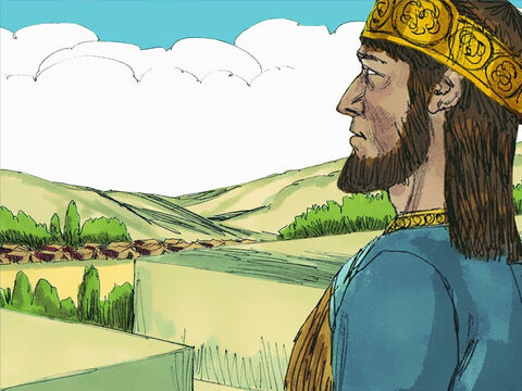 Nebuchadnezzar responded by invading Judah and began a siege of Jerusalem in December 589 BC. – Slide 4