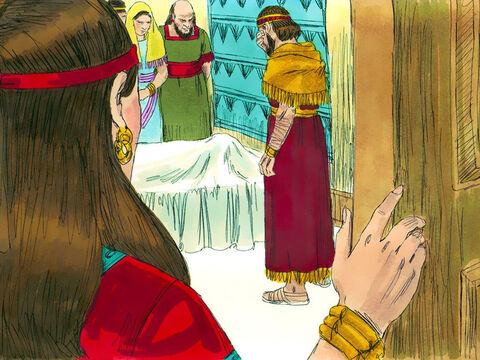 He was brought back to Jerusalem to die. – Slide 6