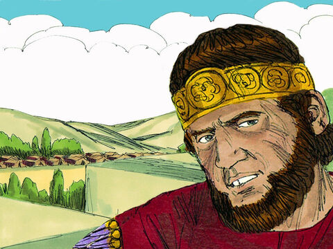 Jehoiakim decided to surrender to King Nebuchadnezzar rather than see the Babylonians destroy the city. He changed his allegiance from the Egyptians to the Babylonians. – Slide 18