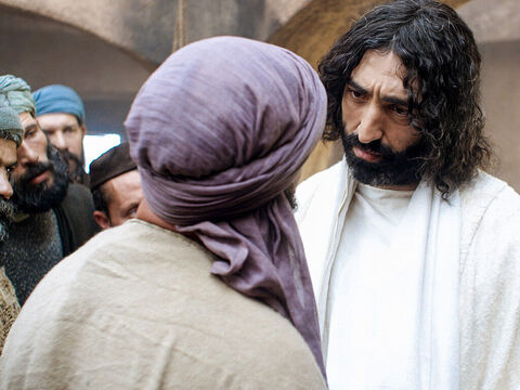 Then Jesus told Thomas, 'You believe because you have seen me... – Slide 11