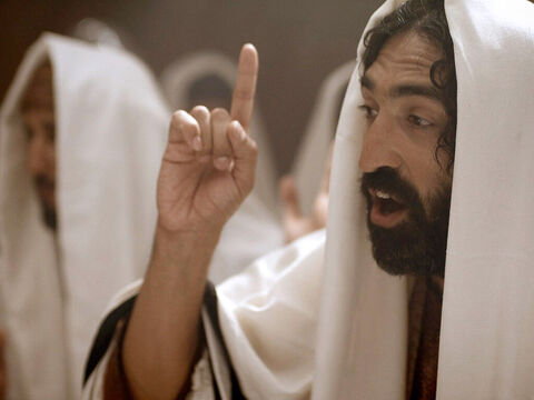 """'You will quote the proverb: """"Doctor, heal yourself!""""' Jesus said, 'And you will demand that I do miracles in Nazareth just as I have done in Capernaum. No prophet is accepted in his hometown.' – Slide 13"""