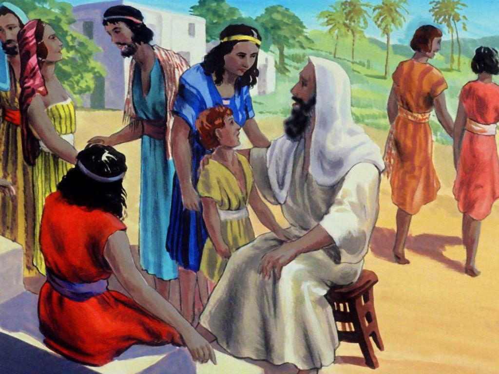story of job old testament