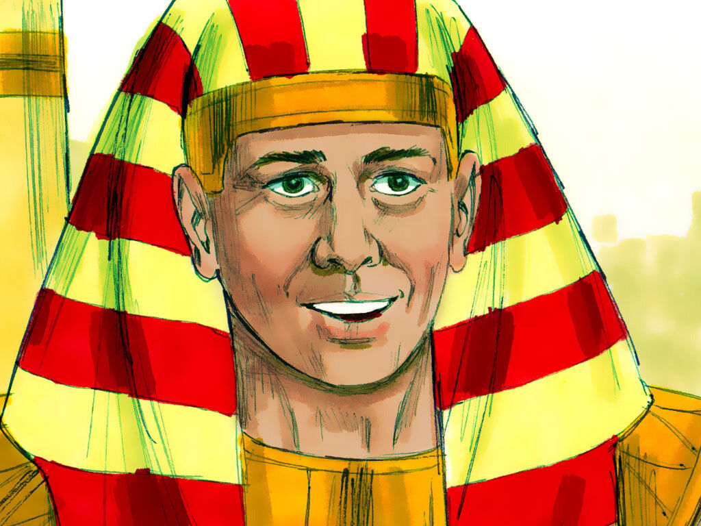 Joseph egypt coloring pages | 768x1024