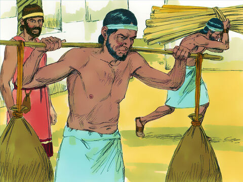Joshua did not allow the people of Israel to kill them.Instead the Gibeonites became woodcutters and water carriers for the community of Israel and the altar of the Lord. – Slide 12
