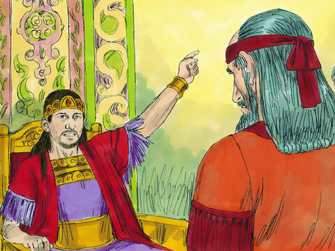 King Josiah ordered Shaphan, the ruler of Jerusalem, to take the money and give it to Hilkiah the High Priest to hire workers to do the repairs done. – Slide 12