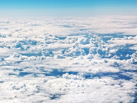 Clouds from above. – Slide 22