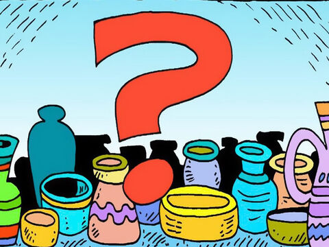I wonder how many jars I would have borrowed? How much faith would I have had? If the lady had only borrowed one bowl she would not have had enough oil to sell to pay back the money. – Slide 6