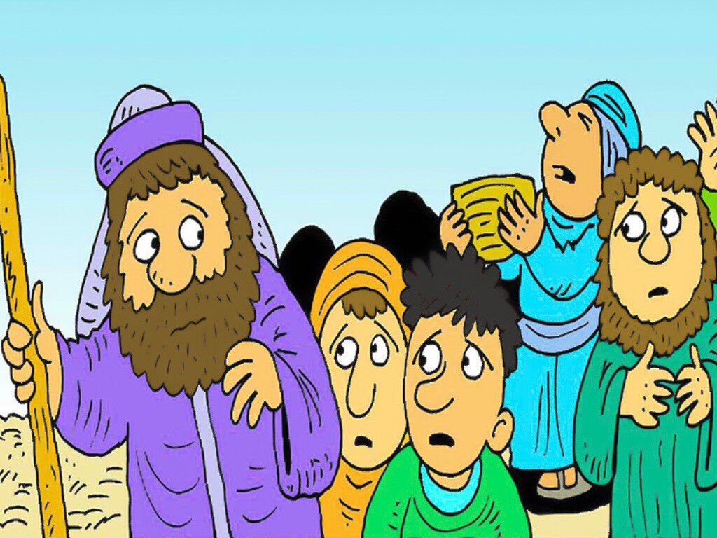 Moses Coloring Pages - GetColoringPages.com | 768x1024